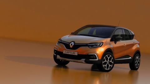 Nuevo Renault Captur 2017 (I)