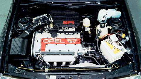 Opel Kadett GSi mejores deportivo compacto