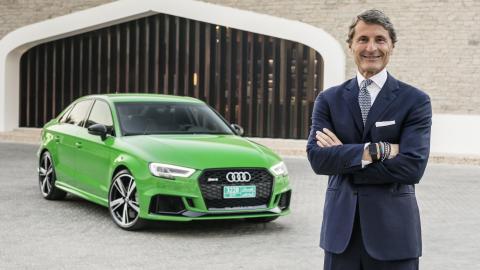 Posible Audi RS híbrido (I)