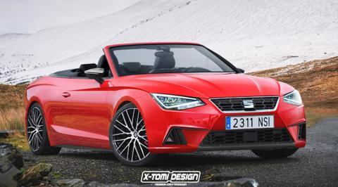 El Seat basado en el Audi A5... cabrio