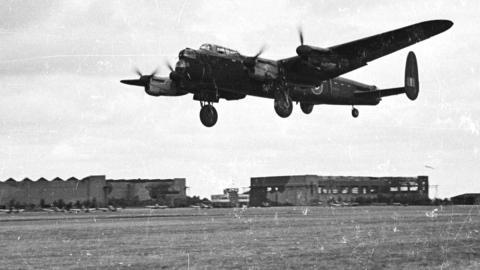 Silverstone RAF