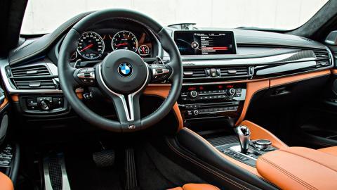 Los SUV más caros: BMW X6 (II)