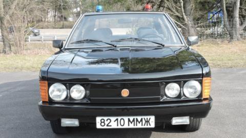 Tatra ex-KGB, a subasta (I)