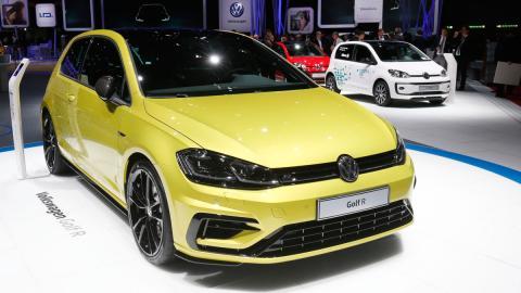 Volkswagen Golf R Performance Ginebra