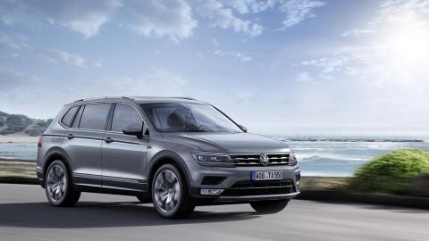 Volkswagen Tiguan Allspace 2017 (I)