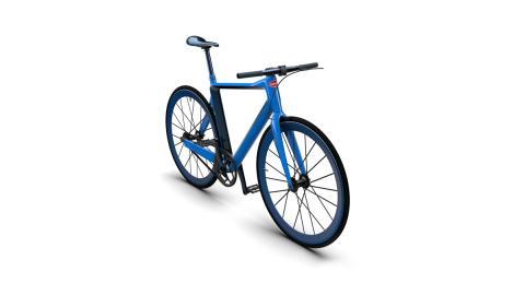 Bicicleta Bugatti (I)