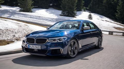 BMW M550i xDrive Serie 5 M Performance