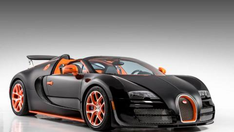 Bugatti Veyron Floyd Mayweather (I)