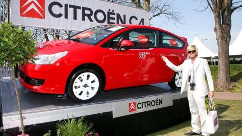 Citroën C4 Loeb Edition ediciones especiales motorsport