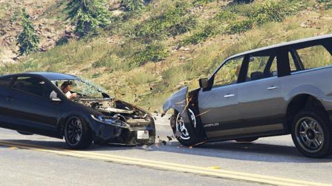 Los coches autónomos aprenderán de GTA V cómo no matarnos a todos