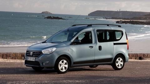 Coches nuevos por 10.000 euros: Dacia Dokker (I)