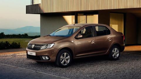 Coches nuevos por 12.000 euros: Dacia Logan (II))