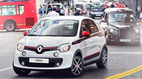 Coches nuevos por 12.000 euros: Renault Twingo (II)