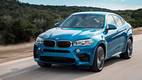 Coches que no salen de la gasolinera: BMW X6 M (II)