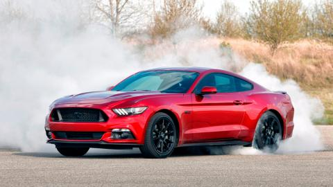 Coches que no salen de la gasolinera: Ford Mustang Fastback (II)