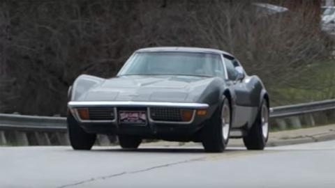Coches siniestros: Corvette Stingray