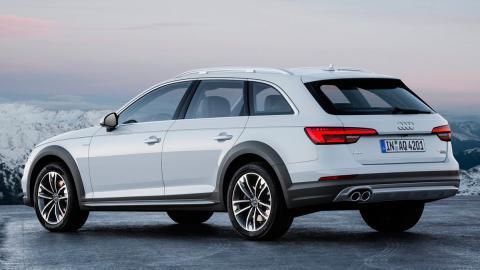 Coches para tener un hijo: Audi A4 Allroad (II)