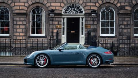 Coches para tener un hijo: Porsche 911 Carrera Cabrio (II)