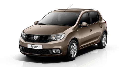 Dacia Sandero coche barato low cost