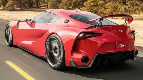 ¿Dejará Toyota de fabricar coches aburridos?