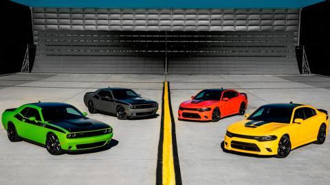 Dodge Challenger 2017 gama