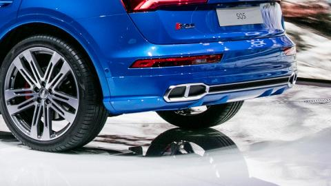 Escapes falsos Audi SQ5