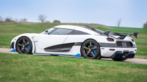Koenigsegg Agera RS1 hiperdeportivo superdeportivo one-off