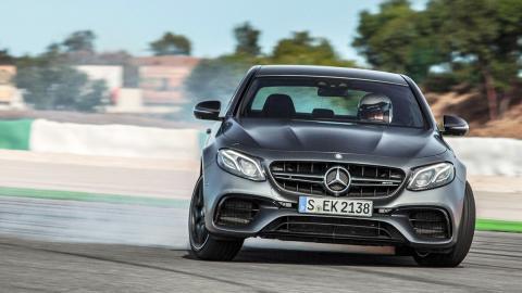 Los mejores AMG de la Historia - Mercedes-AMG E 63 S