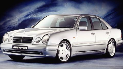 Los mejores AMG de la Historia - Mercedes E50 AMG