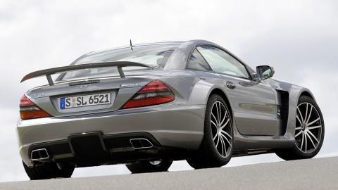 Los mejores AMG de la Historia - Mercedes SL65 AMG Black Series