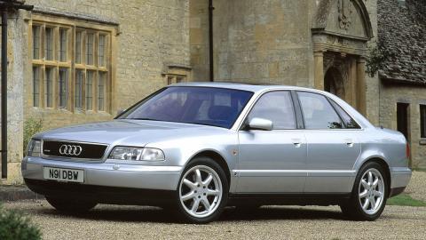 Los mejores Audi de la Historia - Audi A8