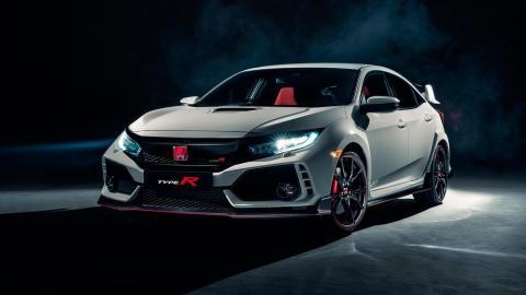 Mejores compactos 2017: Honda Civic Type-R (I)