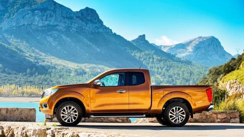 Los mejores todoterrenos 2017 - Nissan Navara