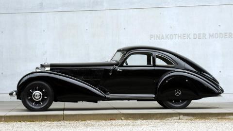 Mercedes 540K viejas glorias clásico preguerra deportivo lujo