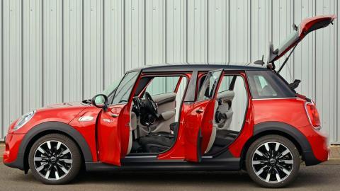 Mini 5 puertas Cooper S (I)