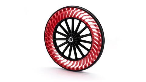 Neumáticos sin aire bicicletas Bridgestone (II)