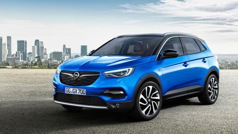 Opel Grandland X (I)