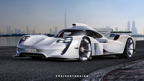 Porsche 919 Peisert Design