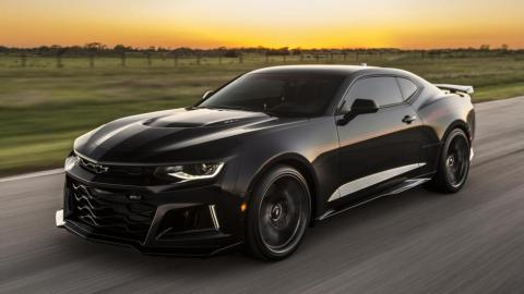 Preparadores coches: Hennessey Exorcist (II)