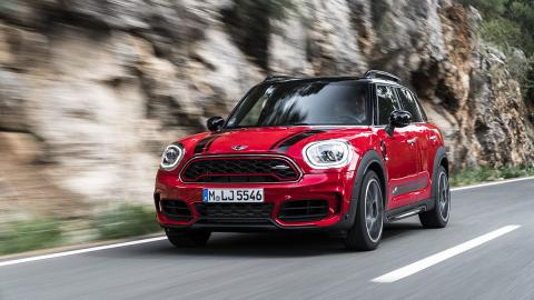 Prueba Mini Countryman John Cooper Works 2017