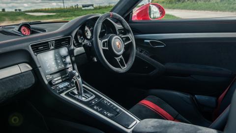 Prueba Porsche 911 GT3 (4)