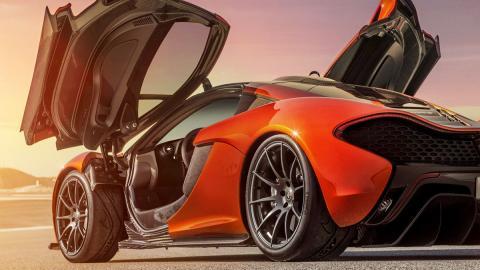 Se vende este McLaren P1 con sólo 12.000 kilómetros