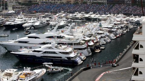 Yates Mónaco F1