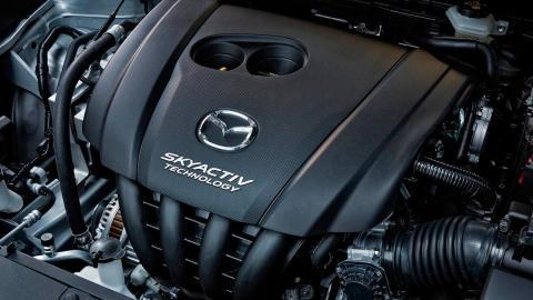 Mazda CX-3 motor Skyactiv SUV