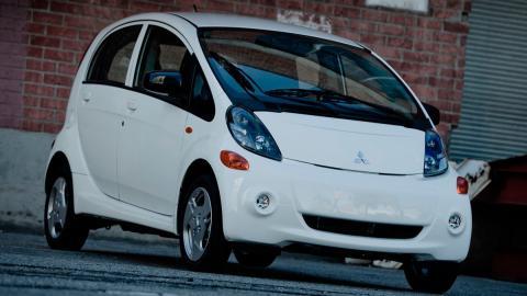 Mitsubishi i-MIEV (I)