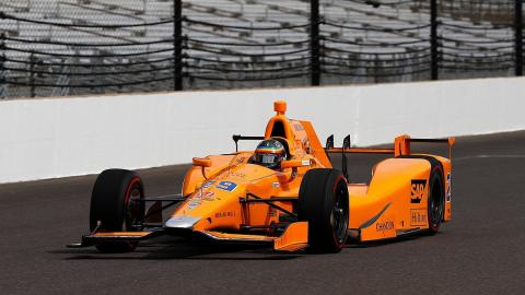 Alonso Free Practice #1