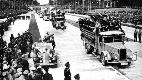 Las Autobahn y Hitler