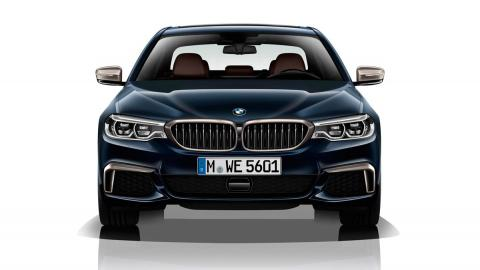 BMW M550d xDrive (I)