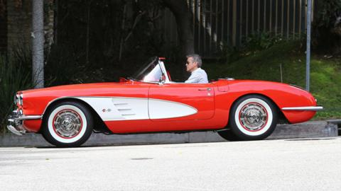 Chevrolet Corvette V8 C3 Convertible del ´59
