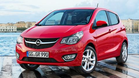 5 coches nuevos por menos de 10.000 euros - Opel Karl
